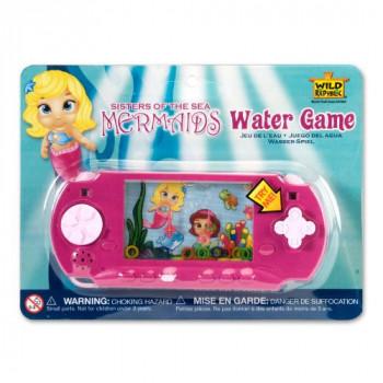 Vodní hra - mořská víla