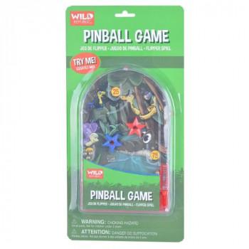 Pinbalová hra - krokodýl