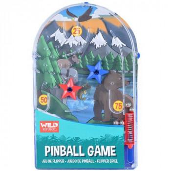 Pinbalová hra - divočina