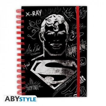 Superman zápisník A5