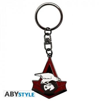 Assassin's Creed Syndicate klíčenka kovová