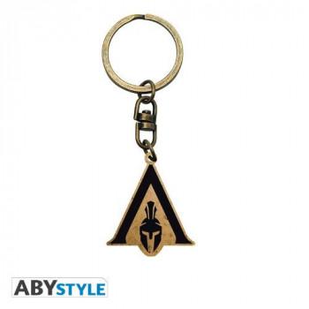 Assassin's Creed Odyssey klíčenka kovová