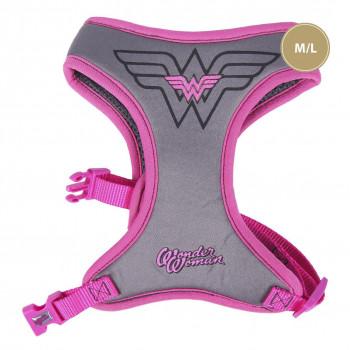 Postroj pro psy M/L Wonder Woman