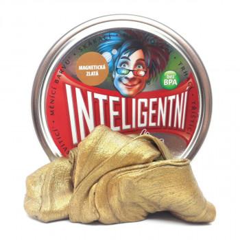 Inteligentní plastelína Gold Rush/Magnetická zlatá