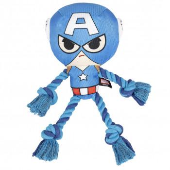 Psí hračka Captain America