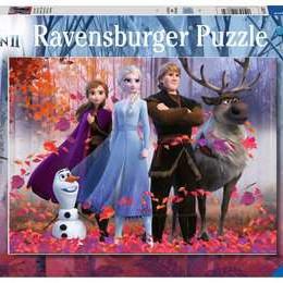 Ravensburger puzzle Disney Ledové království II 100 XXL dílk