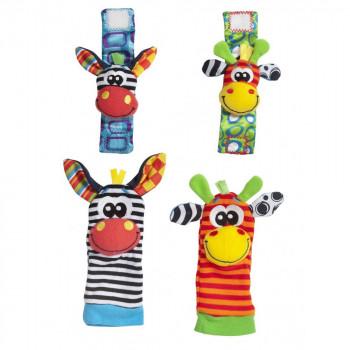 Playgro - Chrastící ponožky a náramky