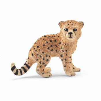 Schleich Zvířátko - mládě gepardí