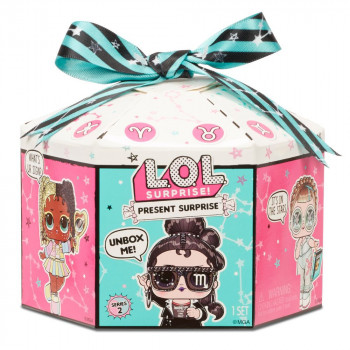 L.O.L. Surprise! Párty panenka Deluxe, PDQ, vlna 1