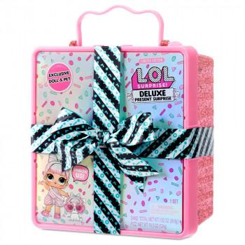 L.O.L. Surprise! Párty dárek Deluxe - růžový