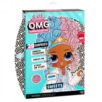 L.O.L. Surprise! OMG Velká ségra, série 4 - Sweets