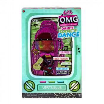 L.O.L. Surprise! OMG Dance Velká ségra - Virtuelle