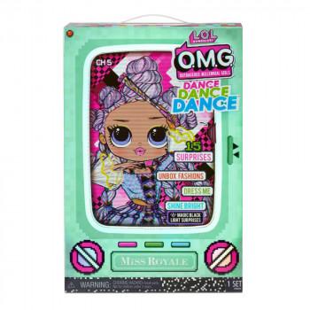 L.O.L. Surprise! OMG Dance Velká ségra - Miss Royale