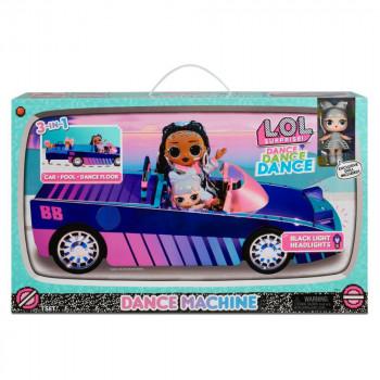L.O.L. Surprise! Dance Luxusní auto