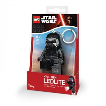 Přívěsek na klíče LEGO Star Wars Kylo Ren svítící figurka