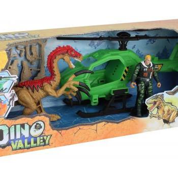 Akční sada Dinosauří údolí