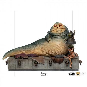 Jabba The Hutt Deluxe Art Scale 1/10 - Star Wars