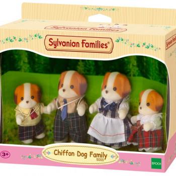 Sylvanian Families Rodinka psů