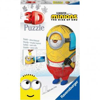 Ravensburger 3D Puzzle 112289 Mimoni 2 postavička - Roller S