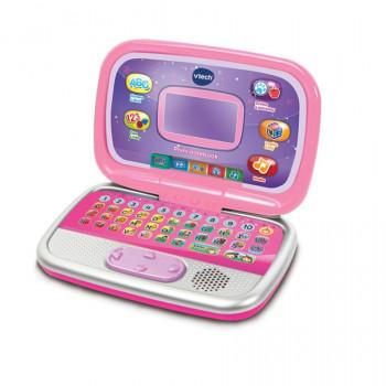 Vtech první notebook - růžový CZ