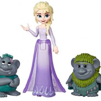 Frozen 2 mini figurky kamarádi Elsa a trollové