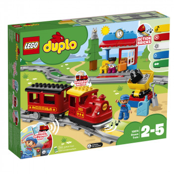 LEGO DUPLO® 10874 Parní vláček