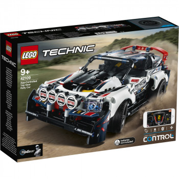LEGO Technic 42109 RC Top Gear závodní auto