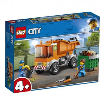 LEGO City Great Vehicles 60220 Popelářské auto