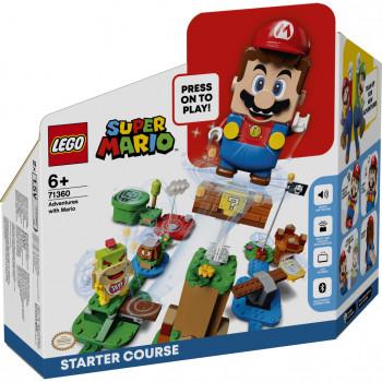LEGO® Super Mario™ 71360 Dobrodružství s Mariem startovací s