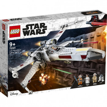 LEGO Star Wars™ 75301 Stíhačka X-wing™ Luka Skywalkera