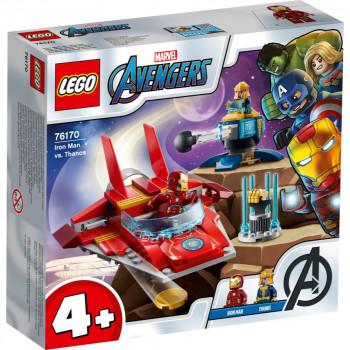 LEGO® Super Heroes 76170 Iron Man vs. Thanos