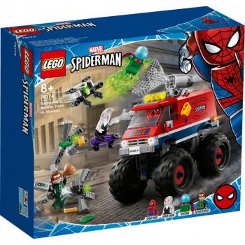 LEGO® Super Heroes 76174 Spider-Man v monster trucku vs. Mys