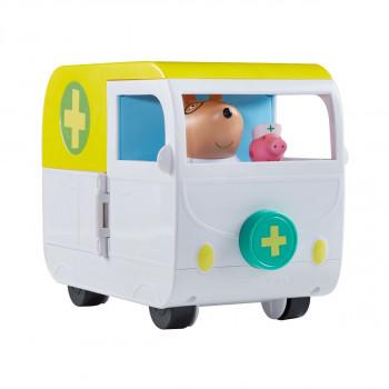 Prasátko Peppa lékařská pojízdná ordinace