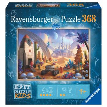 Ravensburger Puzzle 132669 Exit KIDS Puzzle: Vesmír 368 dílk