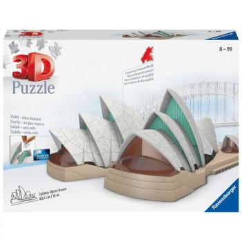 Ravensburger 3D Puzzle 112432 Budova Opery v Sydney 216 dílk