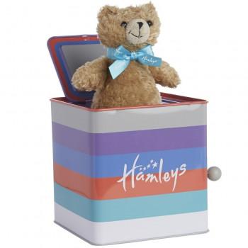 Hamleys Medvěd ve skříňce