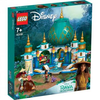 LEGO Disney Princess 43181 Raya a Palác srdce
