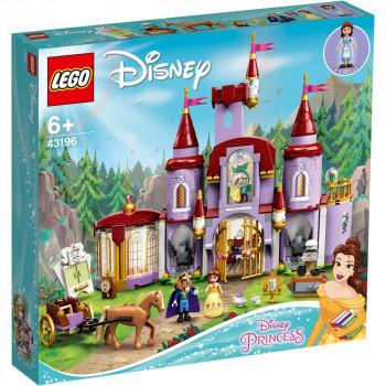 LEGO® I Disney Princess™  43196 Zámek Krásky azvířete