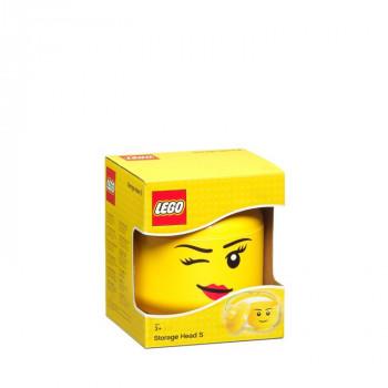 LEGO úložná hlava (velikost S) - Whinky