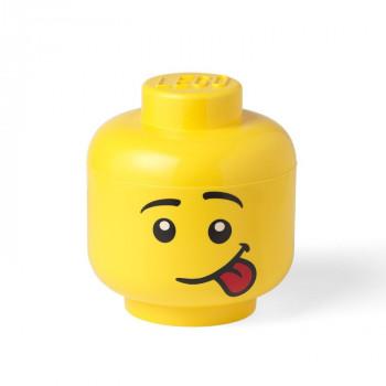 LEGO úložná hlava (velikost L) - Silly