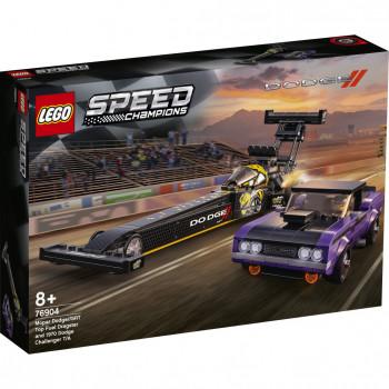 LEGO® Speed Champions 76904 Mopar Dodge//SRT Top Fuel Dragst