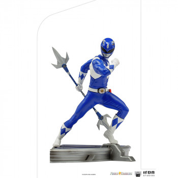 Blue Ranger BDS Art Scale 1/10 - Power Rangers