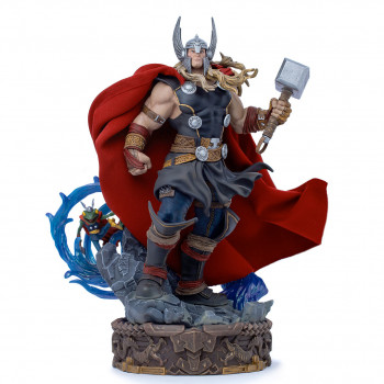 Thor Unleashed Deluxe - Art Scale 1/10 - Marvel Comics