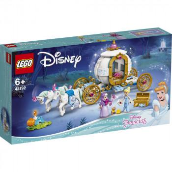 LEGO Disney Princess 43192 Popelka a královský kočár