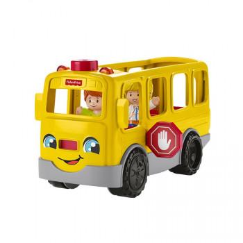 Fisher-Price Little People Školní autobus