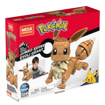 Mega Construx Pokémon Jumatchboxo Eevee