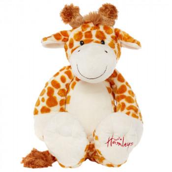 Hamleys plyšák - žirafa