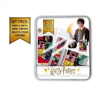 Coriex Papírenský set 7 ks Harry Potter