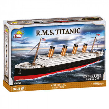 Cobi Titanic 1:450 executive edition, 960 k