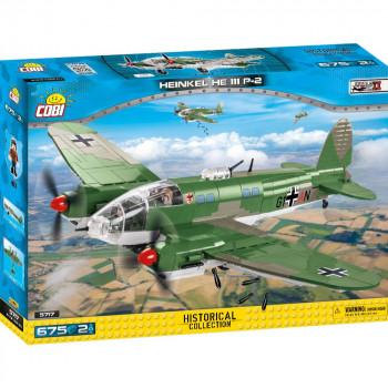 Cobi Nemecký stredný bombardér HEINKEL HE 111 P-2